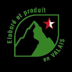 Produit élaboré en Valais
