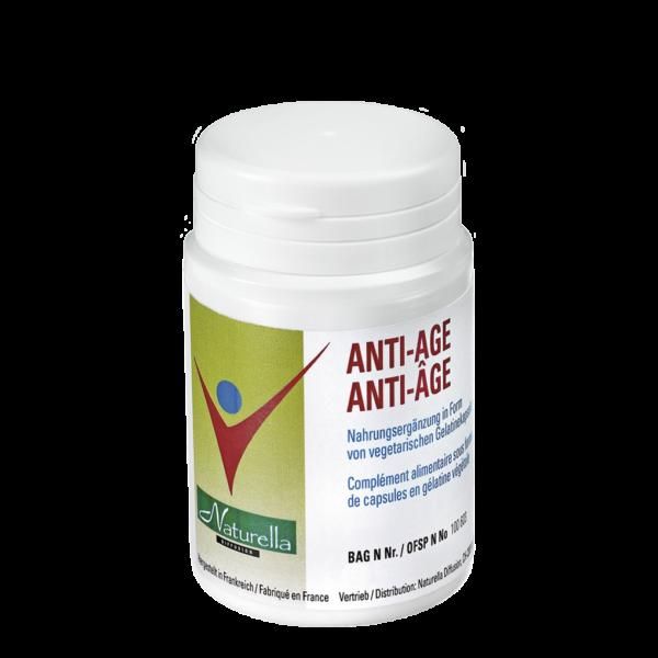 Produit naturel anti-âge