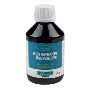 Elixir respiratoire 200ml