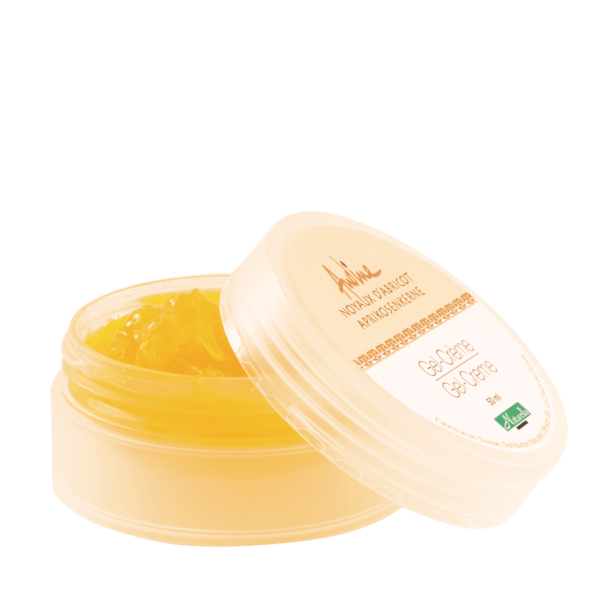 Gel/crème Abricot - Naturella