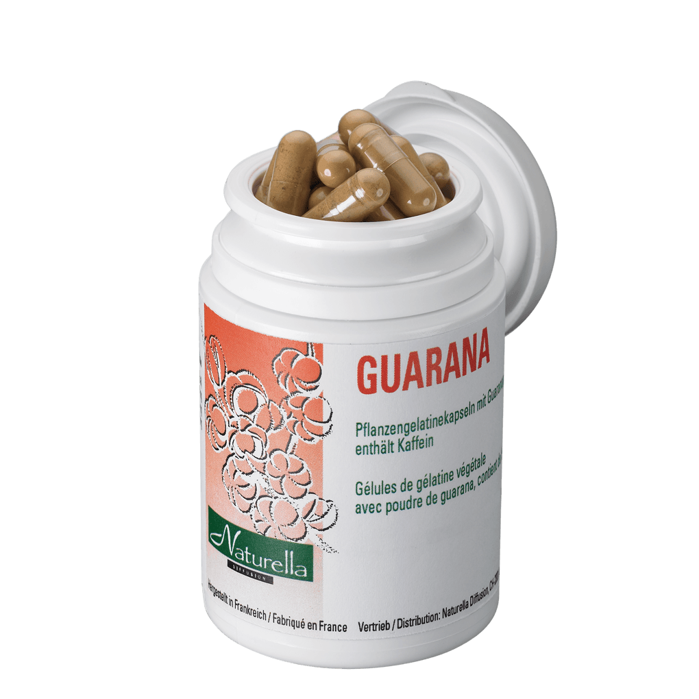 Guarana 500mg