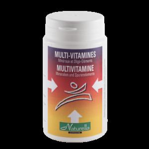 Multivitamines 530mg