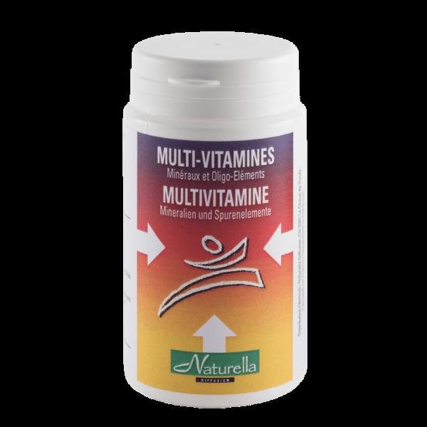 Multivitamines - Naturella