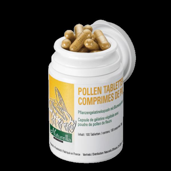 Complément alimentaire pollen 300mg