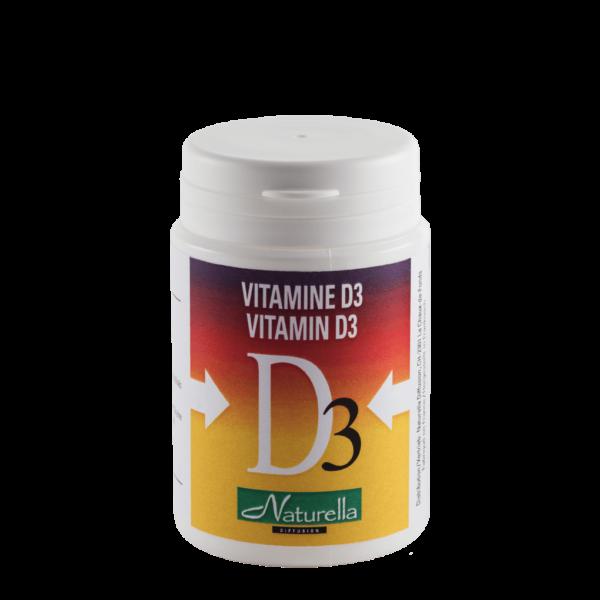 Vitamine D3 - Naturella
